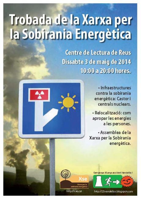 Trobada xarxa per la sobirania energètica