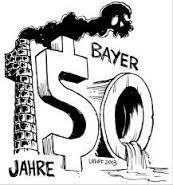 Coordinación contra los peligros de BAYER