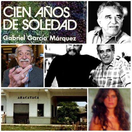 García Márquez, el hijo del telegrafista de Aracataca