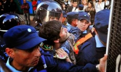 Consenso político para la ley y desmanes en la calle