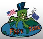 No al Tratado Transatlántico de Comercio e Inversiones (TTIP).t
