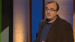 Antonio Turiel. Imagen: TV3