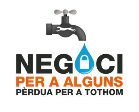 La privatització de l'aigua