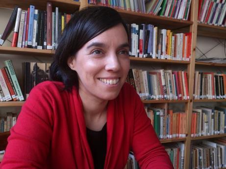 Esther Vivas és un dels rostres prominents de l'activisme social a Catalunya