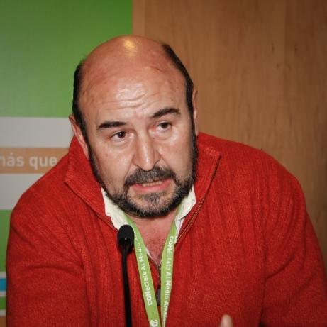 Ladislao Martinez López, compañero de lucha ecologista