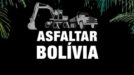 Asfaltar Bolivia p